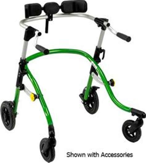 Gold Product Walker Walking Aid nurmi neo folds away to be transported walking