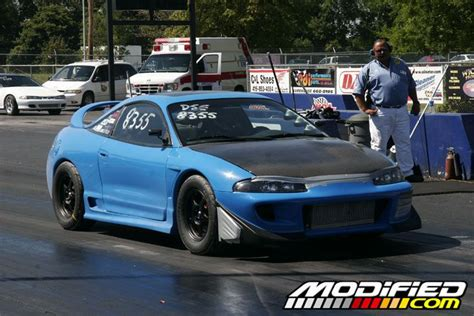 dsm mitsubishi eclipse dsm evo shootout modified magazine