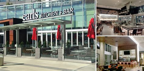 Earls Kitchen And Bar Tysons by Shawmut