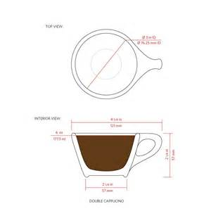 In terms of cups there are so many uniquely designed espresso cups on