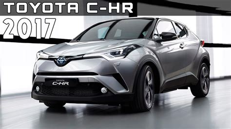 toyota chr price 2017 toyota c hr review rendered price specs release date