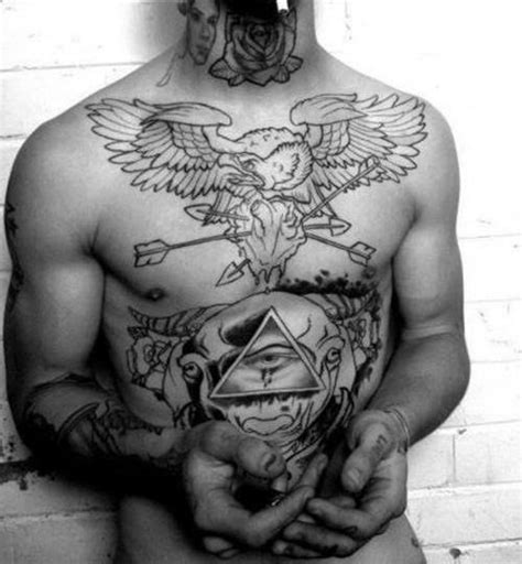 small chest tattoos men top 90 best chest tattoos for manly designs and ideas