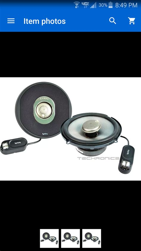 Infinity Forums Infinity Kappas 5 25 62 9 Speakers Harley Davidson Forums