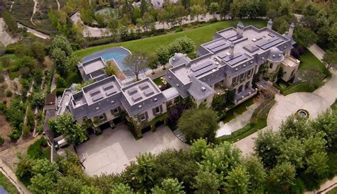 Dr. Dre House in Brentwood California