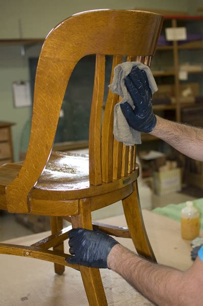 Chair Repair Shop by Wood Shop The Joinery Portland Oregon