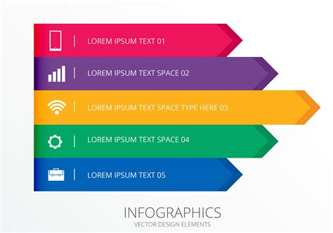 header design sle infographic banners and header set vectors download free