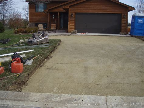 Patio Paver Base Sand Interlocking Concrete Paver Driveway Base Material Ready For Sand Bed A Photo On Flickriver