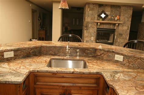 marble kitchen countertops kitchens miami circle marble fabrication