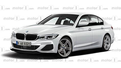 Bmw 3 2019 White by G20 Bmw 3 Series Render Looks Pretty Accurate