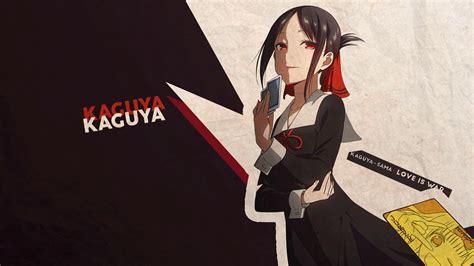 kaguya shinomiya hd wallpaper background image