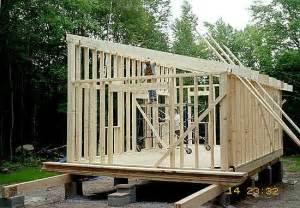shed models plans