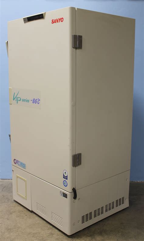 Freezer Box Sanyo refurbished sanyo mdf u70vc vip series 86c ultra low