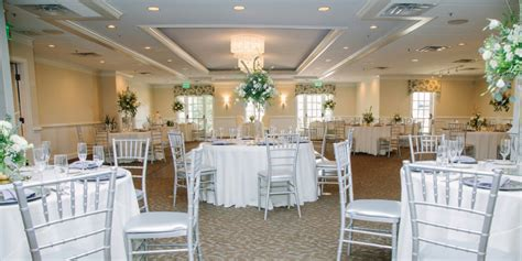 rustic wedding venues ta bay area swan point yacht and country club weddings