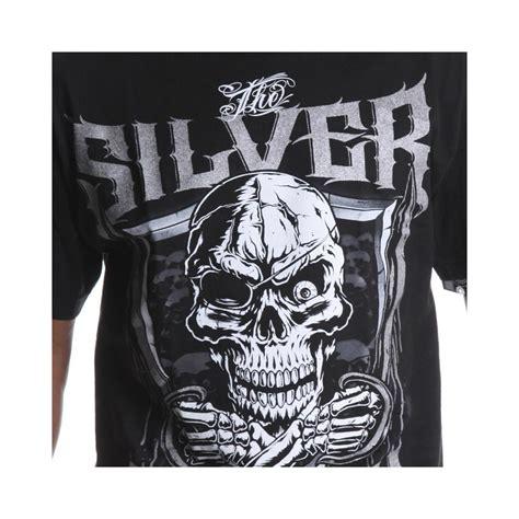 Bt8987 Black Rumbai Skull camiseta dyse one silver bk comprar fillow tienda