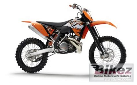 2008 Ktm 250 Sx For Sale 2008 Ktm 250 Sx Specifications And Pictures