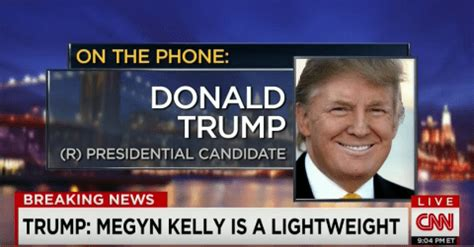 trump draws outrage after megyn kelly remarks donald trump sparks outrage again says megyn kelly had