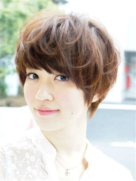 haircut hairstyles for short hair pictures of japanese short hairstyle for summer