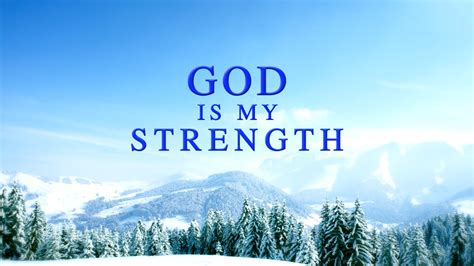 from god s to my ears to god s books true faith in god quot god is my strength