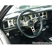 1976 Trans Am 455 Dash