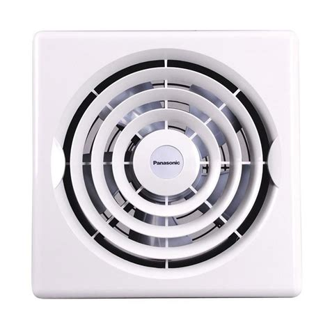 Kipas Angin Panasonic Fv 25run5 jual panasonic fv 20tgu putih ceiling exhaust fan kipas