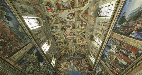 Sistine Chapel Ceiling Tour by A Quality Tour Of The Sistine Chapel Synth Eastwood