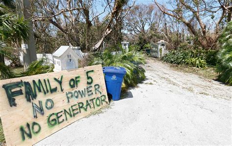 Needs Damage by Communities Hit By Hurricane Irma Still Need Your Help