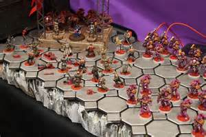 horus heresy emperor s children army display spikey bits