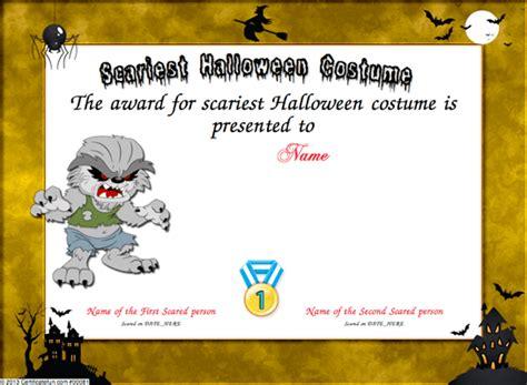 scariest halloween costume