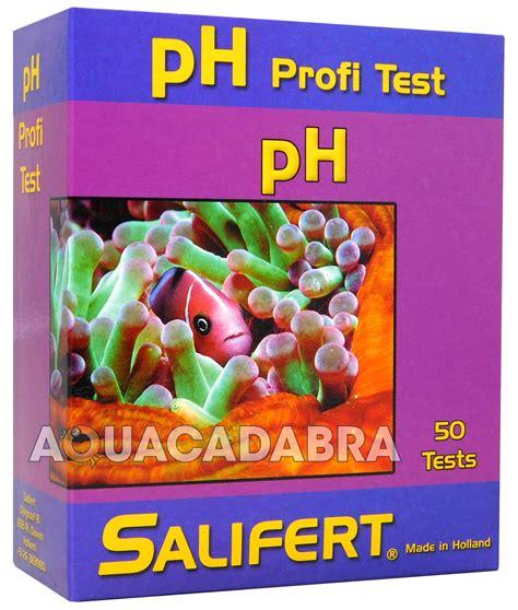Salifert Kh By Reef Nation salifert profi test kit range marine reef saltwater coral