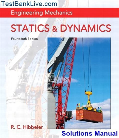 solutions manual  engineering mechanics statics  dynamics