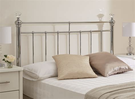 metal headboards for double bed double size headboards home design