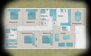 4 Bedroom Country House Plans Classic High Density House Plans Home Designs