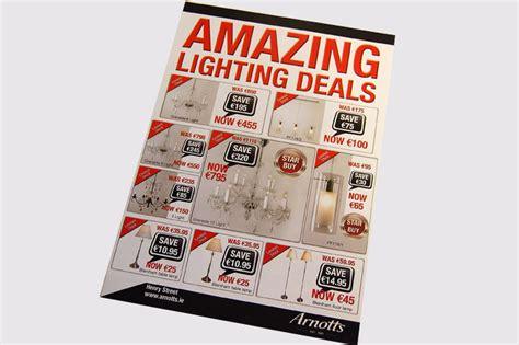 Lighting Deals by Vision Design Graphic Design Print Design Branding