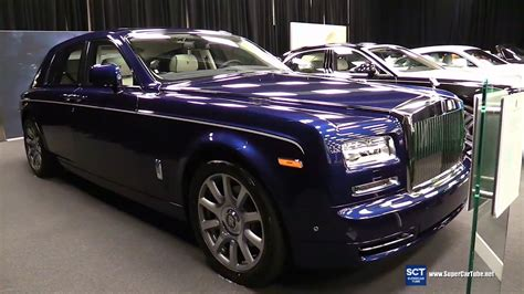 rolls royce inside 2016 2016 rolls royce phantom exterior and interior