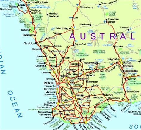 map of western australia self drive tours western australia