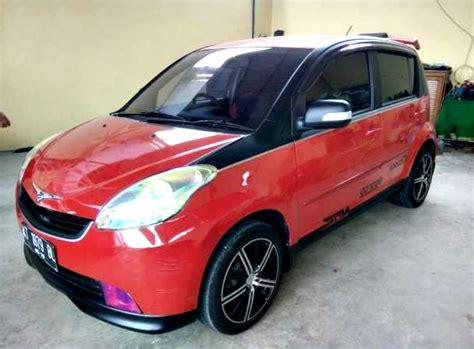 Kap Mesin Mobil Sirion Tahun 2008 2010 2 iklan bisnis samarinda dijual mobil daihatsu sirion tahun 2007 merah posisi samarinda