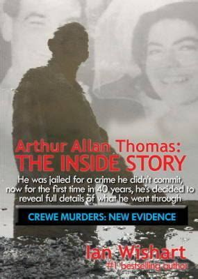 arthur legend logic evidence books arthur allan the inside story by ian wishart