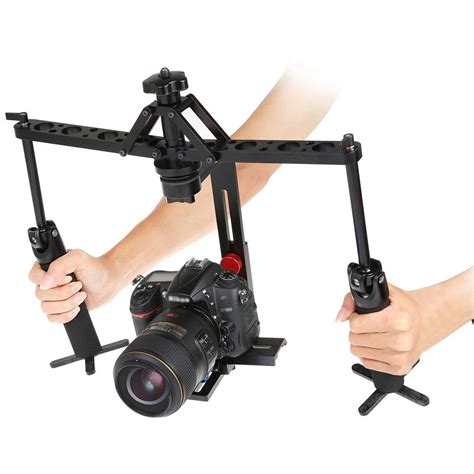 handheld stabilizer handheld stabilizer rig gimbal 2 axis for dslr