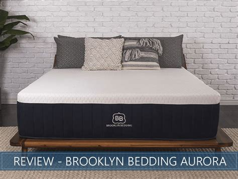 brooklyn bedding review aurora mattress review by brooklyn bedding our