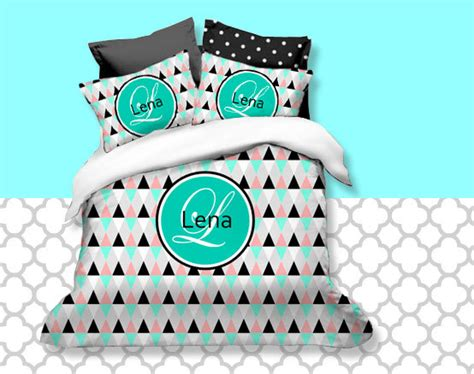 items similar to customize colors gymnastics bedding set