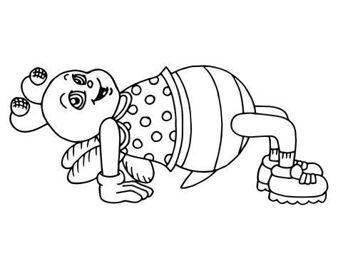 tap coloring pages tap dancer coloring pages
