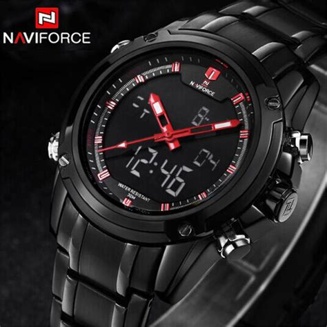 aliexpress buy naviforce mens watches top brand