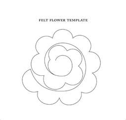 Felt Templates by How To Make Felt Flowers 37 Diy Tutorials Guide Patterns