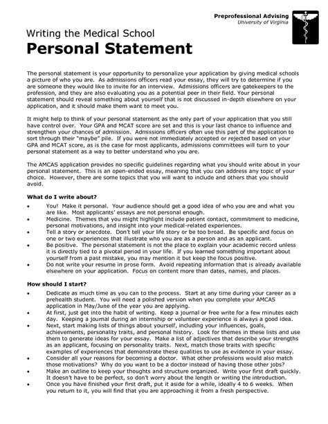 College Application Essay Vs Personal Statement Personal Statement For College Applications Personal Statement