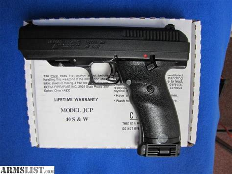 Tbi Background Check Armslist For Sale New Hi Point Jhp 45 Acp Semi Auto Pistol Nib