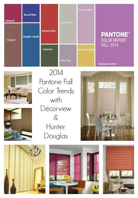color and design trends 2017 hunter douglas fall color trends 2014 d 233 corview and hunter douglas