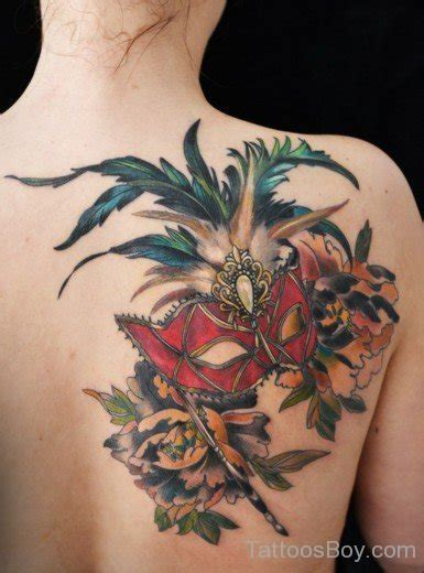 attractive venetian mask tattoo tattoo designs tattoo