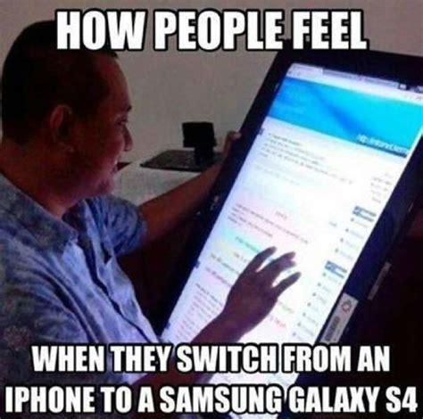 Big Phone Meme - samsung vs apple memes