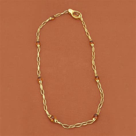 chimento 18k yellow gold accordi collection maderia