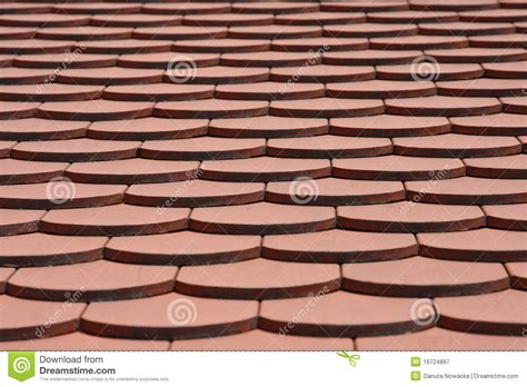 pattern roof tiles roof tile pattern stock image image of terracotta design